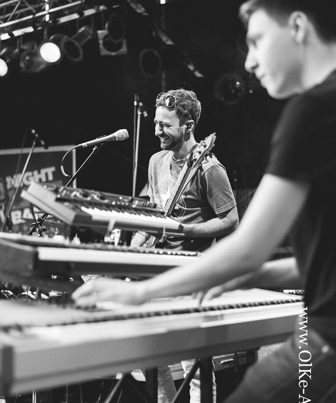 Band Stuttgart live