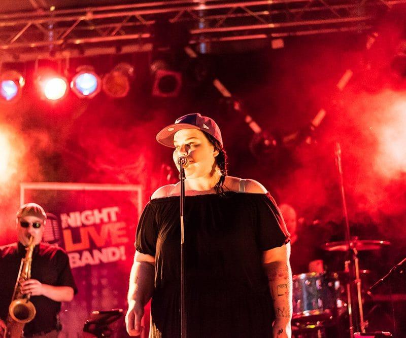 Band buchen live